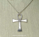 Ankh Necklace, Egyptian Jewelry