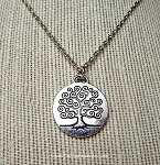 Tree Necklace, Tree of Life