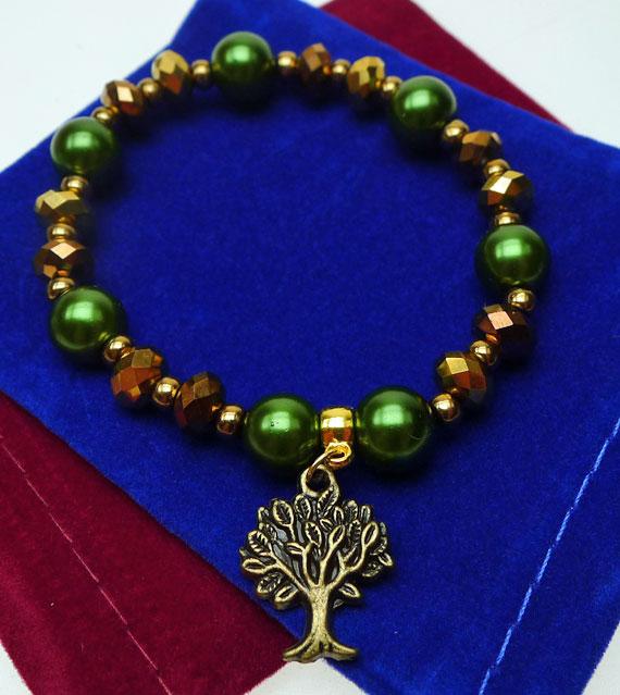 Tree Of Life Bracelet Beaded Tree Of Life Jewelry