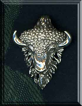 Sterling Silver Taurus Pendant with Hidden Bail