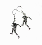 Football Player Earrings