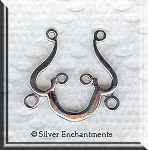Sterling Silver Drop Dangler Chandelier Earring Findings (2)