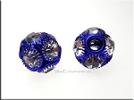 Crystal Ball Bead, 14mm - Sold by Piece