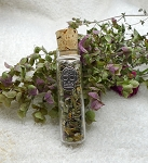 SEASONAL - SOLDOUT - ALL HALLOWS Incense - Samhain Ancestor-Honoring Loose Smudge Incense - Dittany of Crete, Frankincense, Palo Santo, White Sage