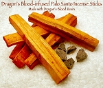DragonBlood Palo Santo Incense Sticks