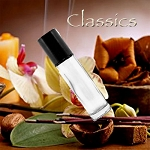 Natural CLASSIC Roll On Perfume, Fragrance Oil, Vegan Perfume, Roll On Fragrance, Roll On Perfume Oil