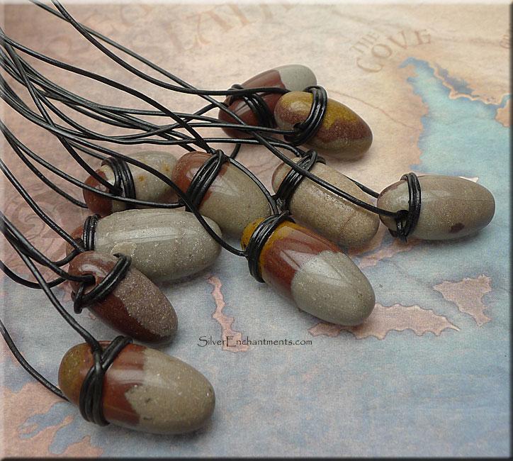 Shiva Lingam Necklace Shiva Lingham Stone Necklace Yoni