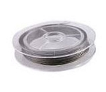 Tigertail Beading Wire, Spool 0.38mm