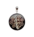 Bone Tree of Life Pendant