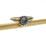 ZSOLD / Labradorite Ring in Sterling Silver Size 9
