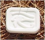 Eye of Horus Soap Mold, Egyptian Soap Mold