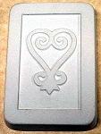 SOLDOUT - Sankofa Adinkra Full Bar Soap Mold