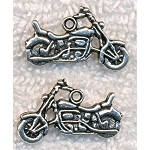 Motorcycle Earrings