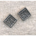 Diamond Celtic Knot Bead