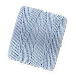 MORNING BLUE S-Lon Bead Cord Superlon Beading Cord