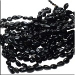 Freeform Black Onyx Nuggets