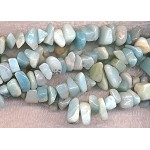 Freeform Amazonite Chips and Nugget Beads
