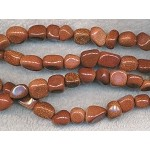 Goldstone Beads, Nuggets