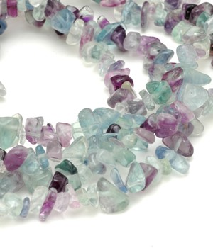 Fluorite Beads, Chips