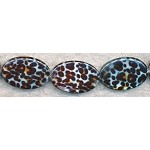 Mother of Pearl Beads, 30x20mm Oval Cat