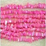 Mother of Pearl Beads, Mother of Pearl Chips, avg 3x7mm