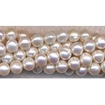 SOLDOUT - Freshwater Pearls, 9mm Natural