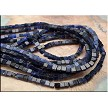 4mm Sodalite Cube Beads