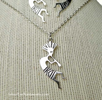 Kokopelli Necklace