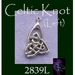 Sterling Silver Celtic Charm