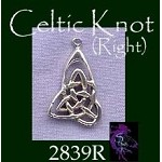 Sterling Silver Celtic Knot Charm