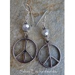 SOLDOUT - Crystal Peace Earrings
