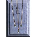 Sterling Silver Ball Headpins, 1.5-inch 1.5mm Ball (10)
