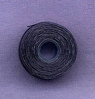 BLACK Nymo Thread, Size 0 Fine Nylon Beading Thread