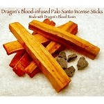 Dragon's Blood Palo Santo Incense Sticks