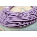 1mm Lavender Leather Cord, 10-feet