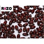 Rizo Beads, Red Picasso